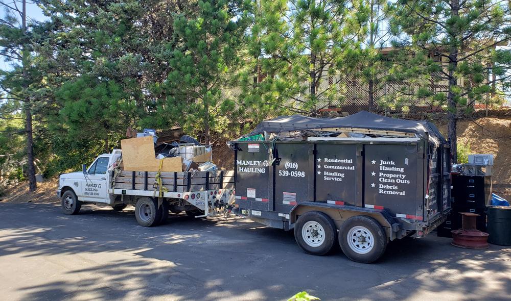 Expert Pool Table Removal Company in El Dorado County - Manley Hauling in El Dorado, Placer and Sacramento County