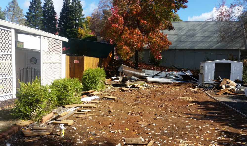 General Property Cleanup and Clearing Services in El Dorado County: Cameron Park, El Dorado Hills, and Placerville, CA - Manley Hauling
